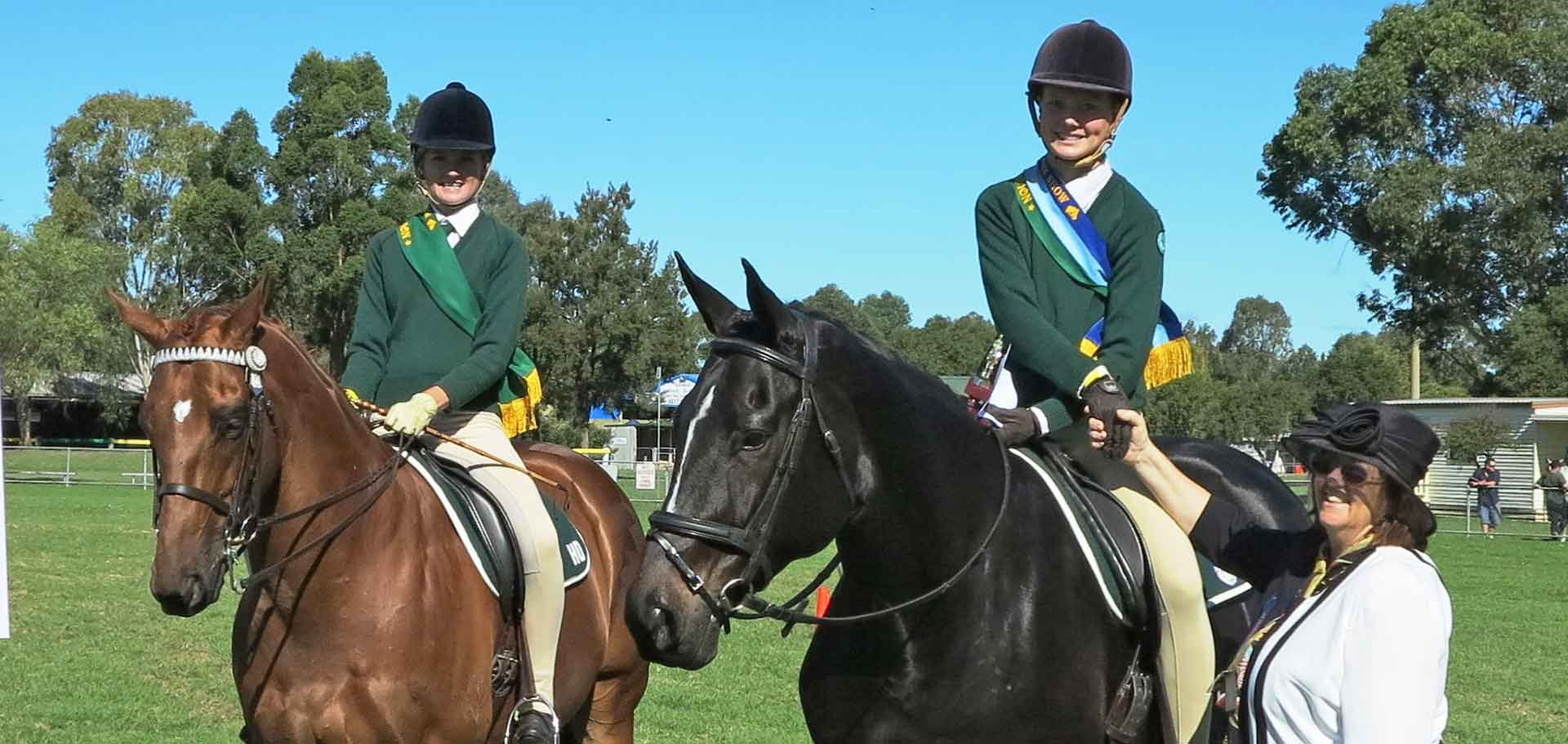 Hawkesbury Winter Horse Show